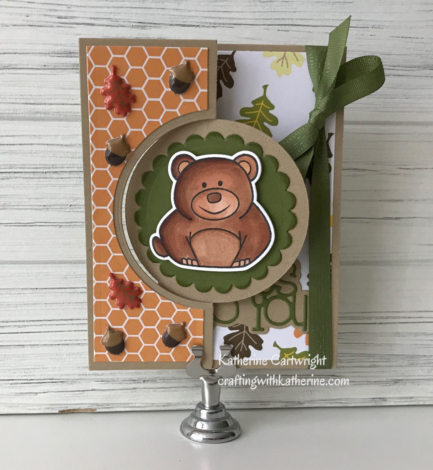 Bear Hugs to You featuring The Stamps of Life