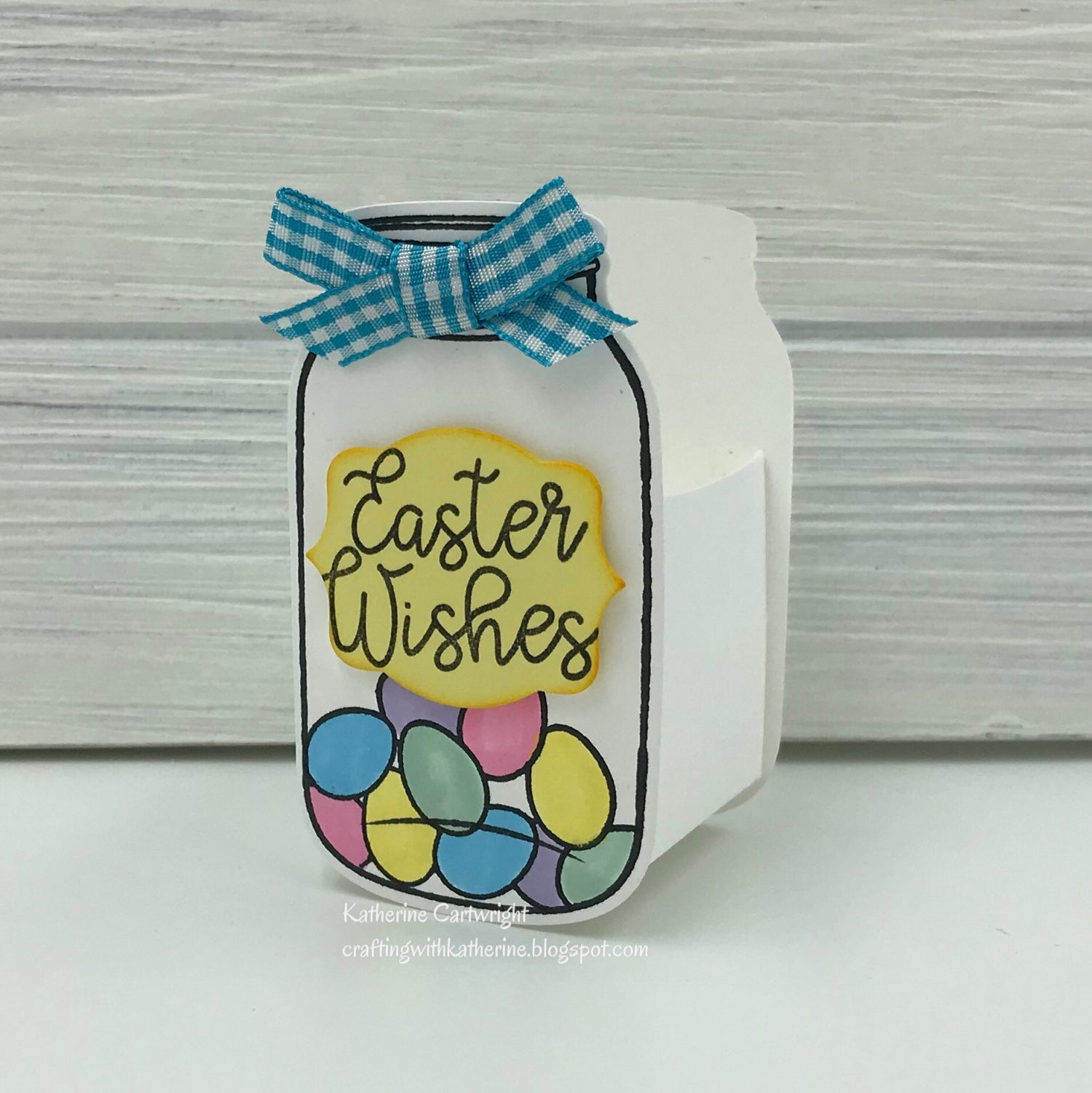 Jar2stamp Box-it Easter Wishes from The Stamps of Life