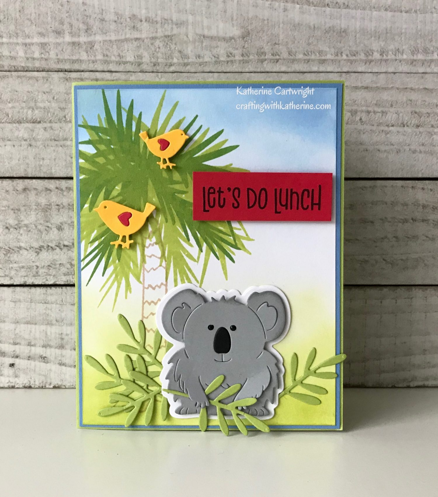Koala Pudgie from The Stamps of Life