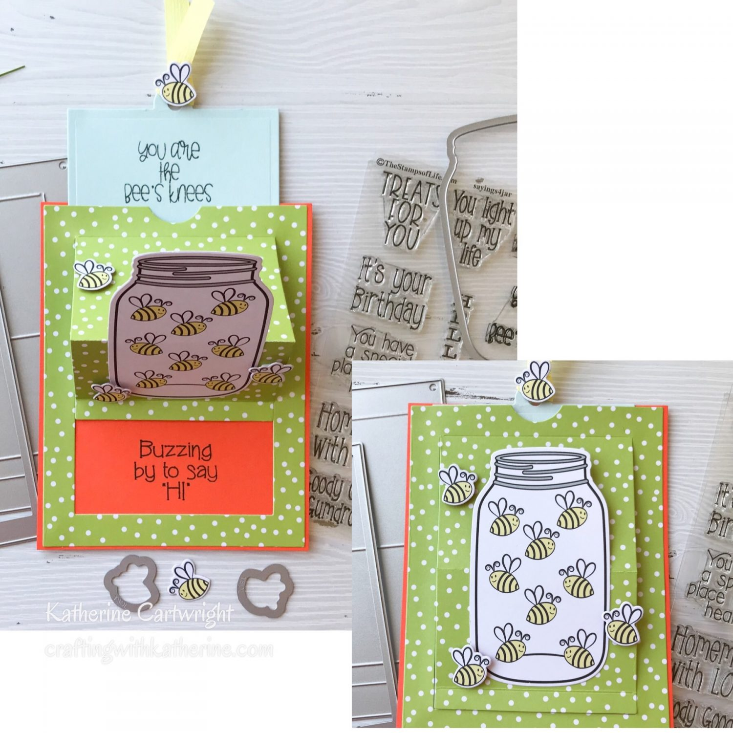 Handmade Cards: Pocket Slider Die