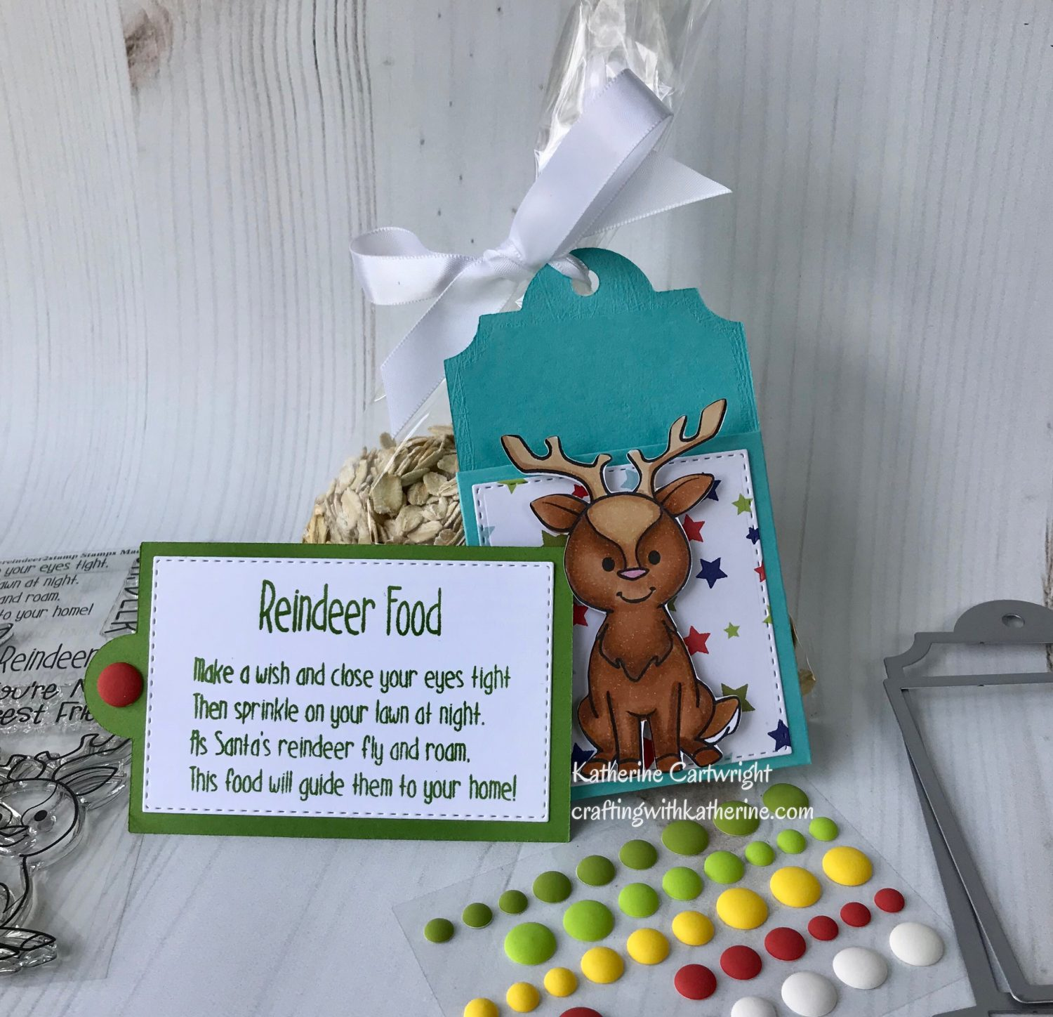 Read more about the article Reindeer2stamp from The Stamps of Life