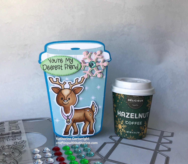 Coffee Fold-it Box-it – Fall/Winter Coffee Lovers Blog Hop