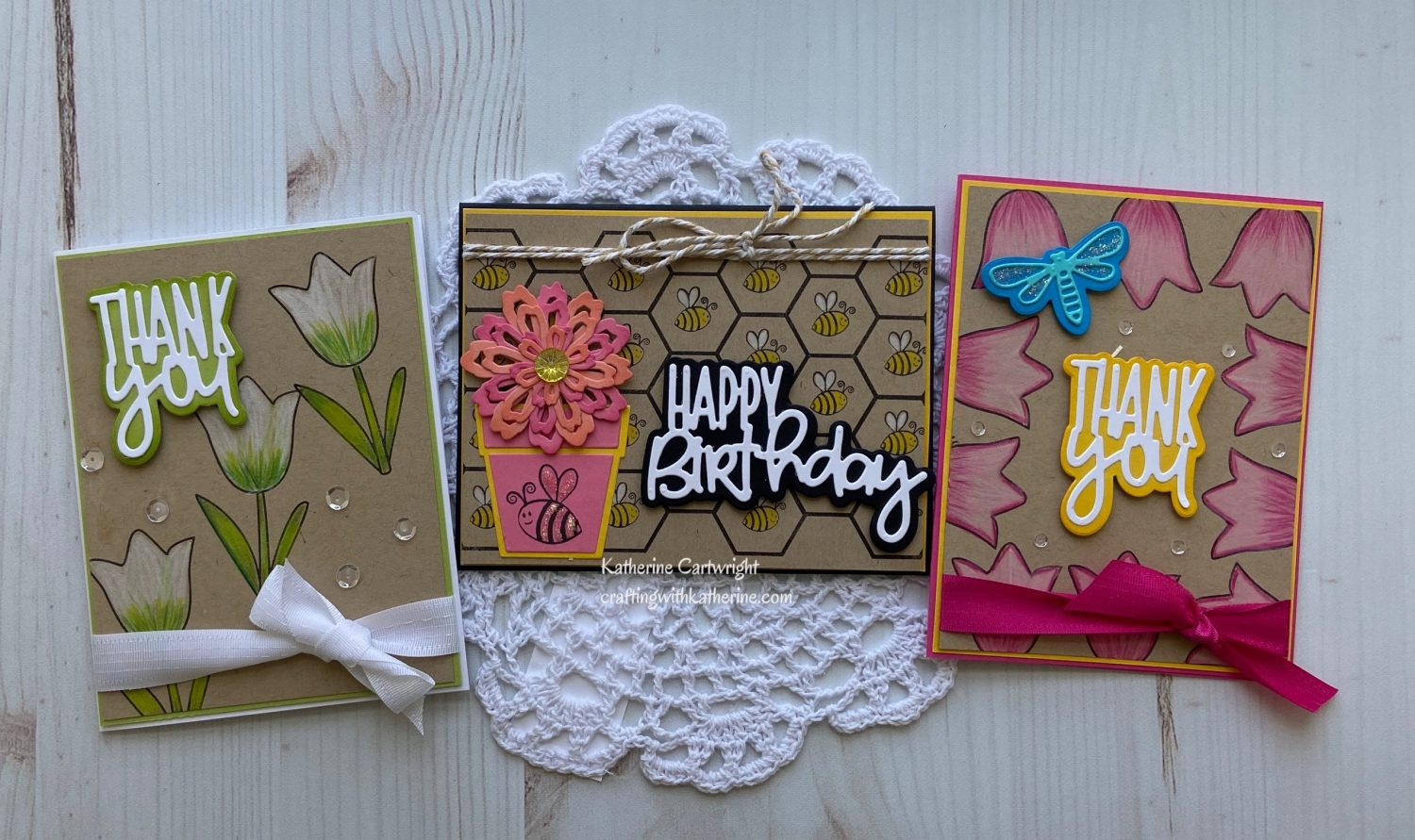 Handmade Cards: Wonderful Windmill and Fancy That