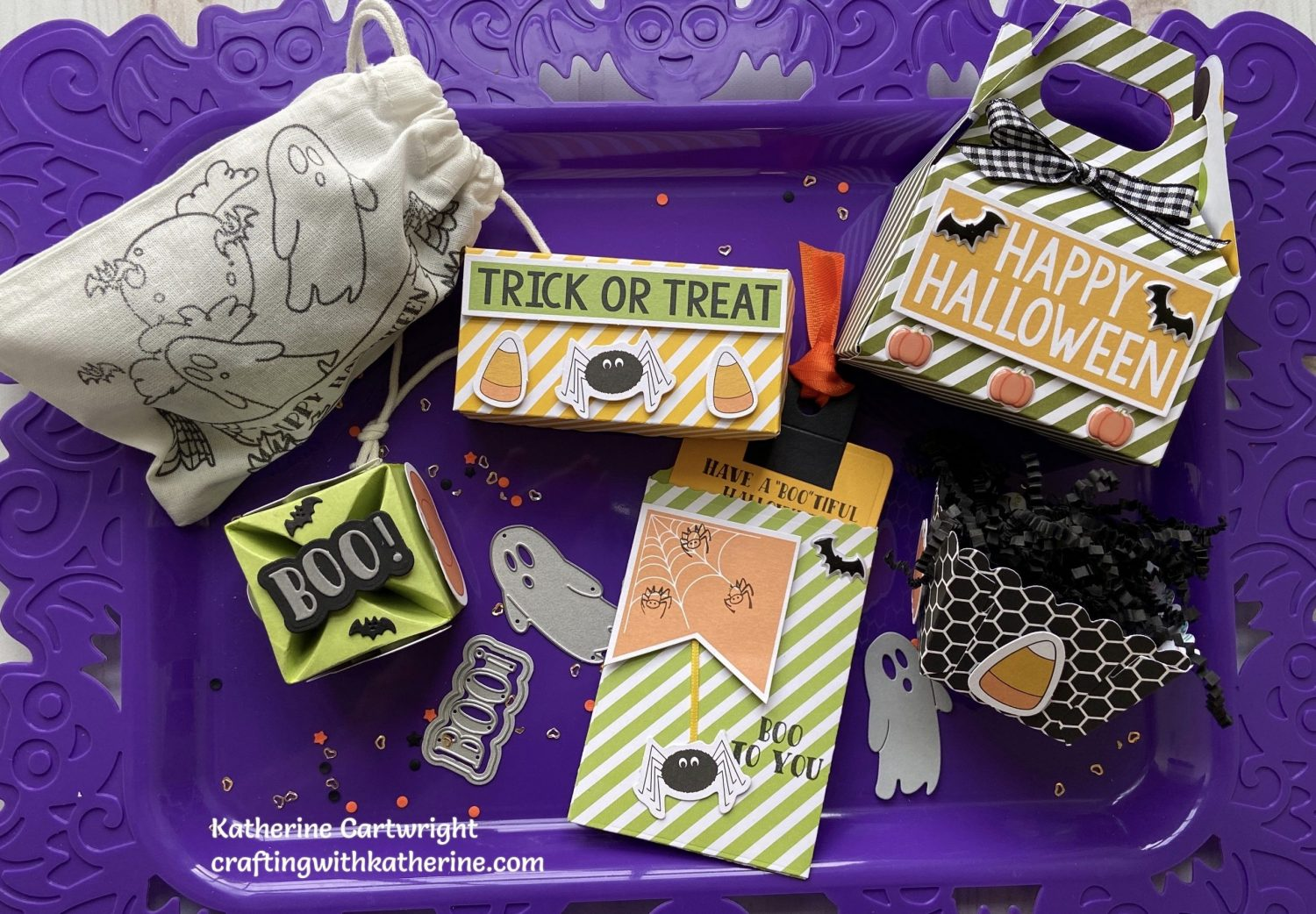 Halloween Kit from The Stamps of Life