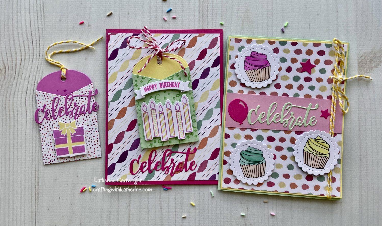 3 Projects – 1 Kit Diamond Press Gift Tag Set