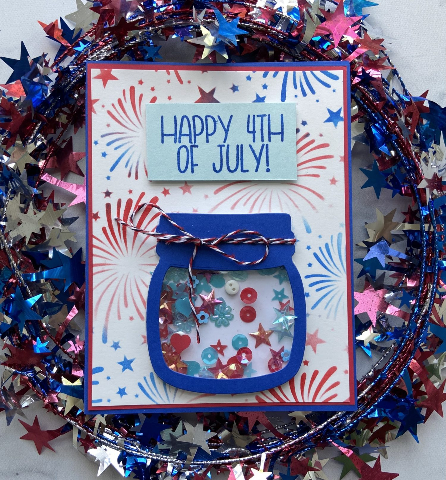 Happy 4th of July – Jaded Blossom July Challenge – Anything Goes